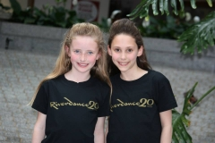 Holly & Cliona Riverdance