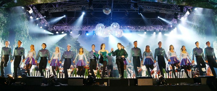 SRMnR alumni dominate the Riverdance line-up