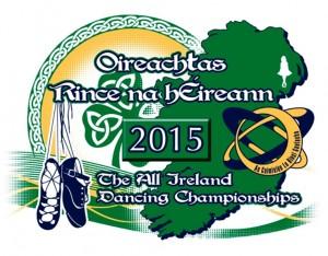 All Ireland 2015 logo