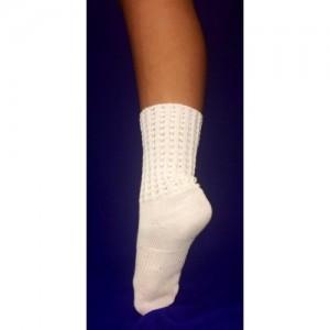 Short poodle socks